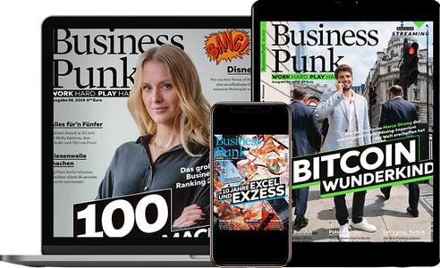 BUSINESS PUNK-Digitalabos